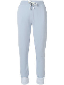 Hemisphere casual track pants - Blue