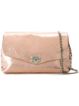 Marc Ellis Audrey shoulder bag - Pink & Purple