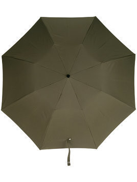 Alexander McQueen pop-up skull umbrella - Green