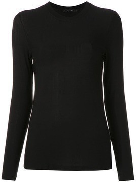 Alcaçuz Laisha top - Black
