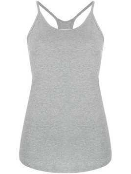 Filippa-K slim strap tank top - Grey
