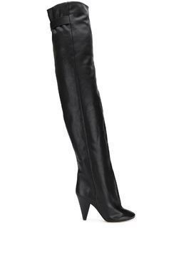 Isabel Marant over the knee boots - Black