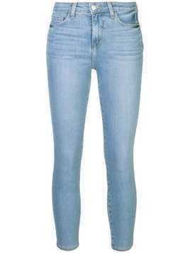 L'agence Margot cropped jeans - Blue