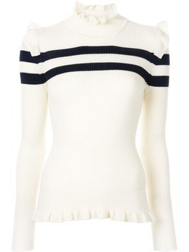 Maggie Marilyn Far Far Away sweater - White