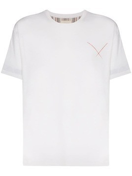 78 Stitches loose-fit T-shirt - White