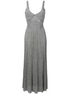 Antonino Valenti Polyxena long dress - Grey