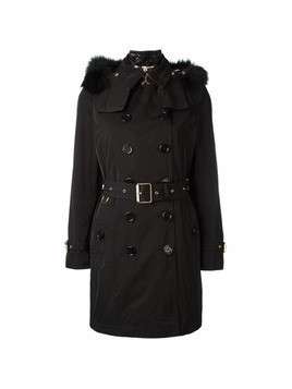 Burberry 'Churchdale' trenchcoat - Black