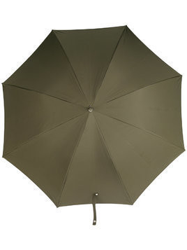 Alexander McQueen skull umbrella - Green