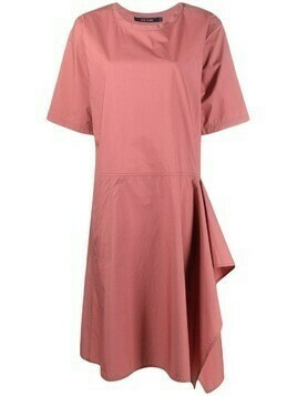 Sofie D'hoore Dene cotton T-shirt dress - Pink