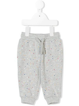 Stella McCartney printed trousers - Grey