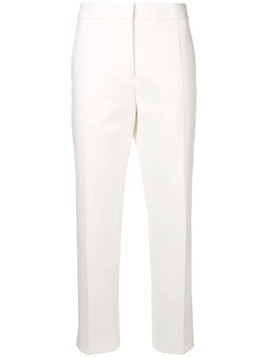 Jil Sander tailored trousers - White