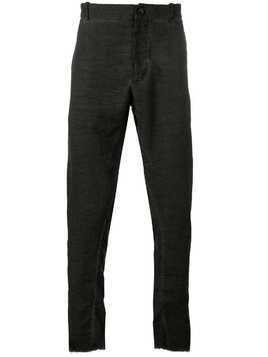 Masnada casual trousers - Grey