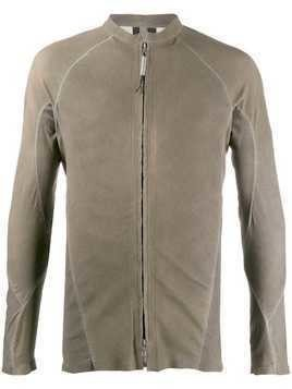 Isaac Sellam Experience rear zip shirt jacket - Grey