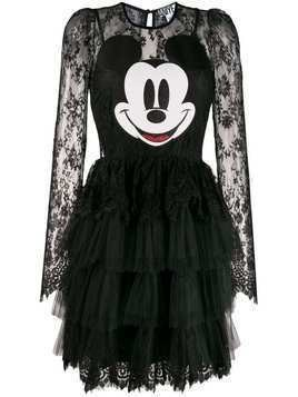 Aniye By Mickey Mouse dress - Black