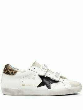 Golden Goose Old School low-top sneakers - White
