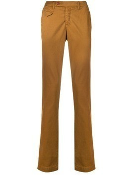 Al Duca D'Aosta 1902 basic chinos - Brown