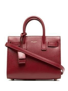 Saint Laurent Sac De Jour tote bag - Red