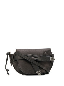 Loewe Gate Western mini bag - Black