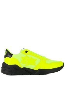 Atlantic Stars Antares low-top sneakers - Yellow