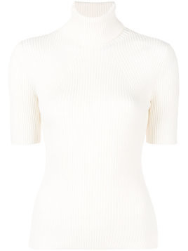 3.1 Phillip Lim ribbed top - White