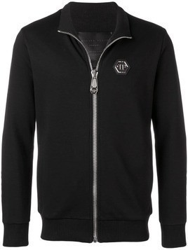 Philipp Plein Dollar jogging jacket - Black