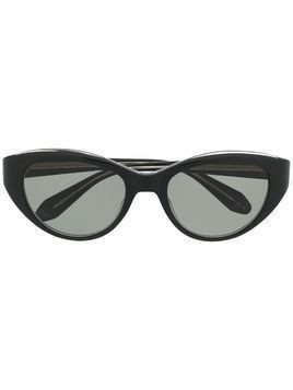 Garrett Leight Del Rey sunglasses - Black