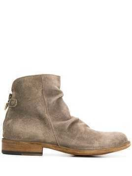 Fiorentini + Baker Elina ankle boots - Grey