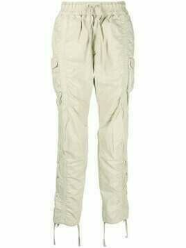 John Elliott straight-leg cargo trousers - Neutrals