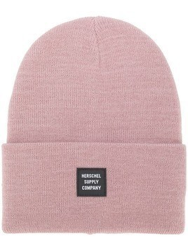 Herschel Supply Co. rolled beanie - Pink