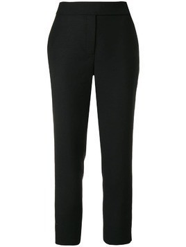 Osman tailored cropped trousers - Black
