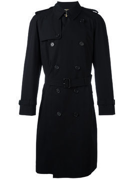 Burberry The Westminster – Extra-long Trench Coat - Black