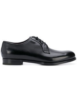 Lidfort classic derby shoes - Black