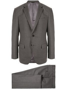 D'urban single-breasted two-piece suit - Grey