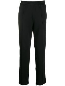 Helmut Lang pull-on straight-leg trousers - Black