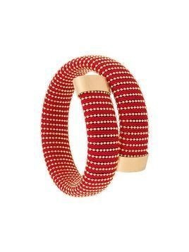 Carolina Bucci thread wrapped bracelet - Red