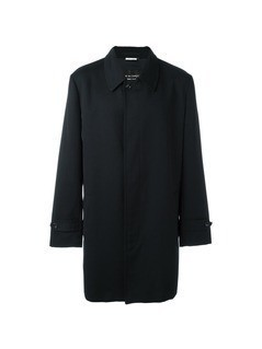 Comme Des Garçons Vintage single breasted coat - Blue