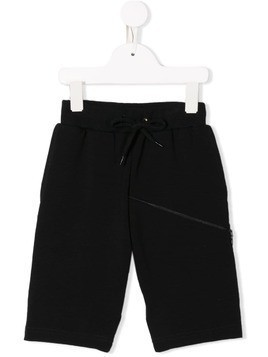 Raspberry Plum Marcel shorts - Black