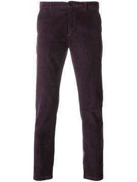 Department 5 corduroy trousers - Pink