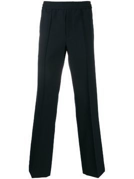 Moncler straight-leg trousers - Blue
