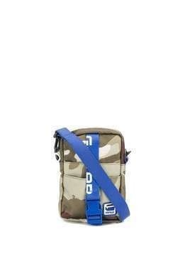 G-Star Raw Research camouflage cross-body bag - Green