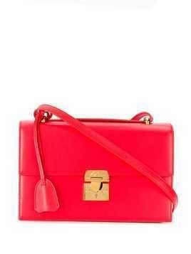 Mark Cross Downtown crossbody bag - Red