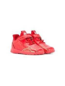 Adidas Kids circuit print sneakers - Red