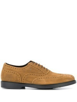 Fratelli Rossetti lace-up oxford shoes - Brown