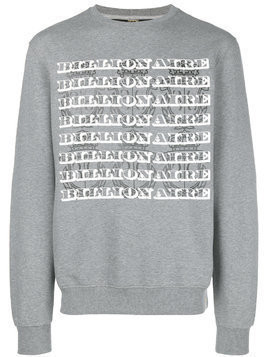 Billionaire Colin sweatshirt - Grey