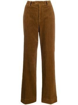 Closed Lyn corduroy trousers - Brown