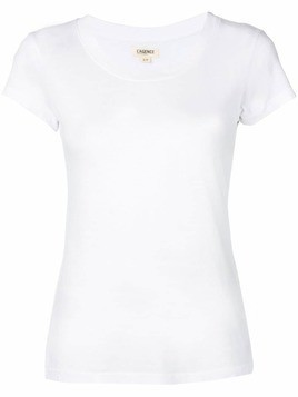 L'agence classic T-shirt - White