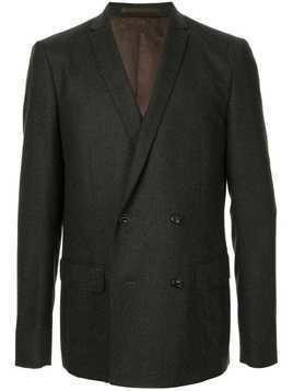 Kolor double-breasted blazer - Grey