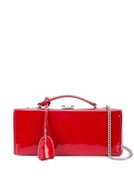 Mark Cross Grace long box bag - Red