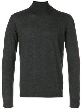 Fashion Clinic Timeless roll-neck jumper - Black