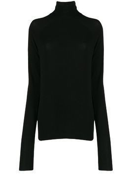 Haider Ackermann Delta turtleneck jumper - Black